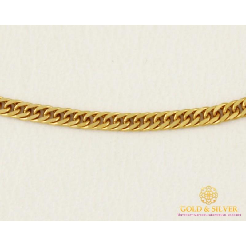Золотая цепь плетение 585 проба
