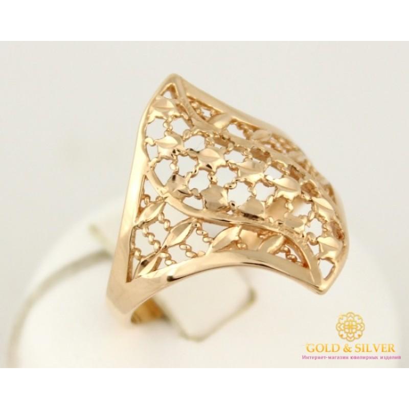золотые широкие кольца без камней