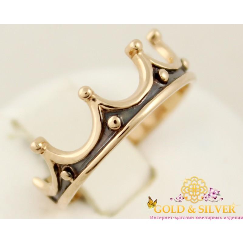 серебряное кольцо с эмалью цена