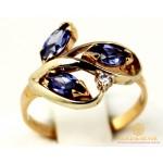 Золотое кольцо 585 проба. Женское Кольцо 2,71 грамм. 330516 , Gold &amp Silver Gold & Silver, Украина