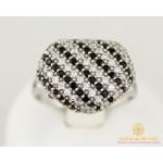 Золотое кольцо 585 проба. Женское Кольцо с белого золота, 6,16 грамма. kv280010i , Gold & Silver Gold & Silver, Украина