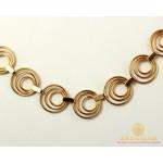 Золотое колье 585 проба. Женское Колье с красного золота, 19,84 грамма 2109 , Gold & Silver Gold & Silver, Украина