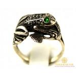 Серебряное кольцо 925 проба. Женское Кольцо Лягушка 1032 , Gold &amp Silver Gold & Silver, Украина