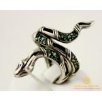 Серебряное кольцо 925 проба. Женское Кольцо Змея 1531 , Gold & Silver Gold & Silver, Украина