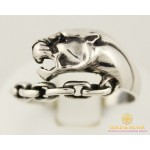 Серебряное кольцо 925 проба. Кольцо Пантера унисекс. 4,11 грамма. 1252 , Gold & Silver Gold & Silver, Украина