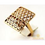 Золотое кольцо 585 проба. Женское Кольцо. 4,13 грамма. 300310 , Gold &amp Silver Gold & Silver, Украина