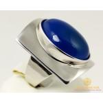 Серебряное кольцо 925 проба. Женское Кольцо Голубой Агат 369472c1 , Gold &amp Silver Gold & Silver, Украина