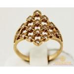 Золотое кольцо 585 проба. Женское Кольцо 3,98 грамма. kv178i , Gold & Silver Gold & Silver, Украина