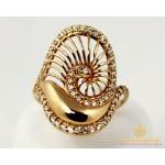 Золотое кольцо 585 проба. Женское Кольцо 320586 , Gold & Silver Gold & Silver, Украина