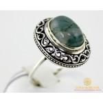 Серебряное кольцо 925 проба. Женское Кольцо с вставкой Агат 1062 , Gold & Silver Gold & Silver, Украина