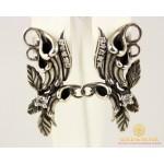 Серебряные Серьги 925 проба. Женские серебряные серьги Омела 2520 , Gold & Silver Gold & Silver, Украина