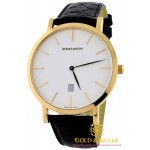 Мужские Часы Romanson TL5507XG WH , Gold & Silver Gold & Silver, Украина