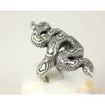 Серебряное кольцо 925 проба. Женское Кольцо Змея. 1280 , Gold &amp Silver Gold & Silver, Украина