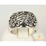 Серебряное кольцо 925 проба. Женское Кольцо Букет Цветов 081395 , Gold & Silver Gold & Silver, Украина