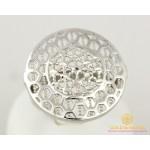 Серебряное кольцо 925 проба. Женское Кольцо широкий круг. 300311с , Gold & Silver Gold & Silver, Украина