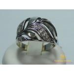 Серебряное кольцо 925 проба. Женское серебряное Кольцо k090 , Gold & Silver Gold & Silver, Украина