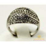Серебряное кольцо 925 проба. Женское серебряное Кольцо Волга 15979r , Gold & Silver Gold & Silver, Украина