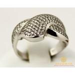 Серебряное кольцо 925 проба. Женское Кольцо Сати 15729r , Gold &amp Silver Gold & Silver, Украина