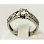 Серебряное кольцо 925 проба. Женское серебряное Кольцо Барышня 15749r , Gold & Silver Gold & Silver, Украина