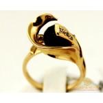 Золотое кольцо 585 проба. Женское Кольцо с красного золота. 6,42 грамма. kv2622i , Gold & Silver Gold & Silver, Украина