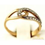Золотое кольцо 585 проба. Женское Кольцо 1,97 грамма 320855 , Gold & Silver Gold & Silver, Украина