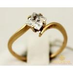 Золотое кольцо 585 проба. Женское Кольцо 1,8 грамма. kv095i , Gold & Silver Gold & Silver, Украина