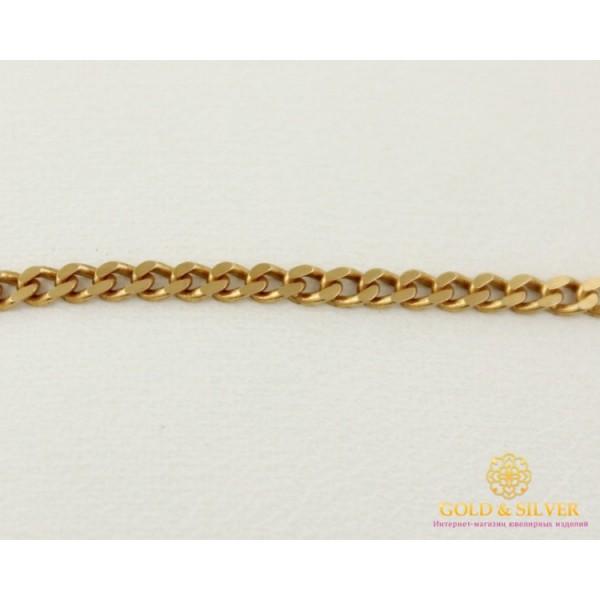 Золотой Браслет 585 проба. Браслет с красного золота, унисекс, плетение Панцирь 8295630 , Gold &amp Silver Gold & Silver, Украина