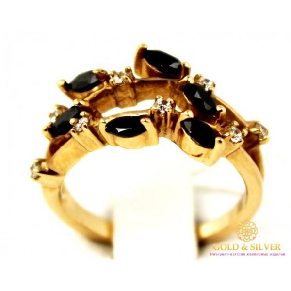Золотое кольцо 585 проба. Женское Кольцо 4,28 грамма. kv192010i , Gold & Silver Gold & Silver, Украина
