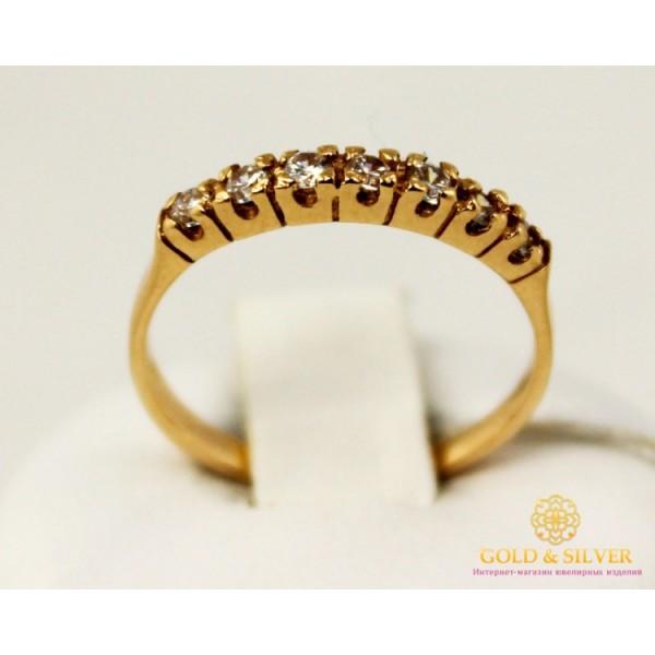 Золотое кольцо 585 проба. Женское Кольцо 1,61 грамма. kv018i , Gold & Silver Gold & Silver, Украина