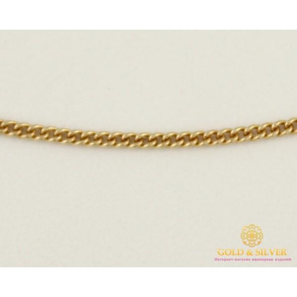 Золотая Цепь 585 проба. Цепочка с красного золота Панцирь, 2,18 грамма, 50 сантиметров 70302600 , Gold & Silver Gold & Silver, Украина