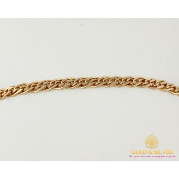 Золотой Браслет 585 проба. Женский браслет плетение Нона 522026041 , Gold & Silver Gold & Silver, Украина