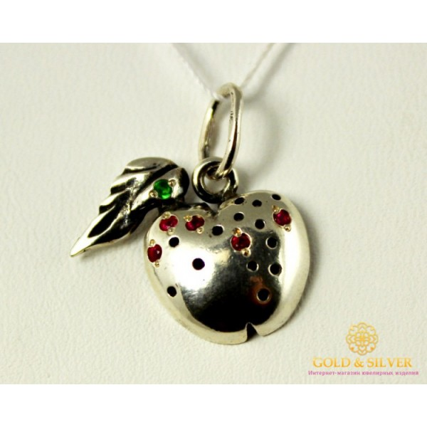 Кулон 3037 , Gold & Silver Gold & Silver, Украина