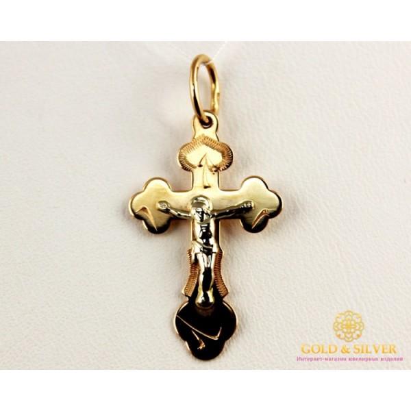 Золотой Крестик 230015 , Gold &amp Silver Gold & Silver, Украина