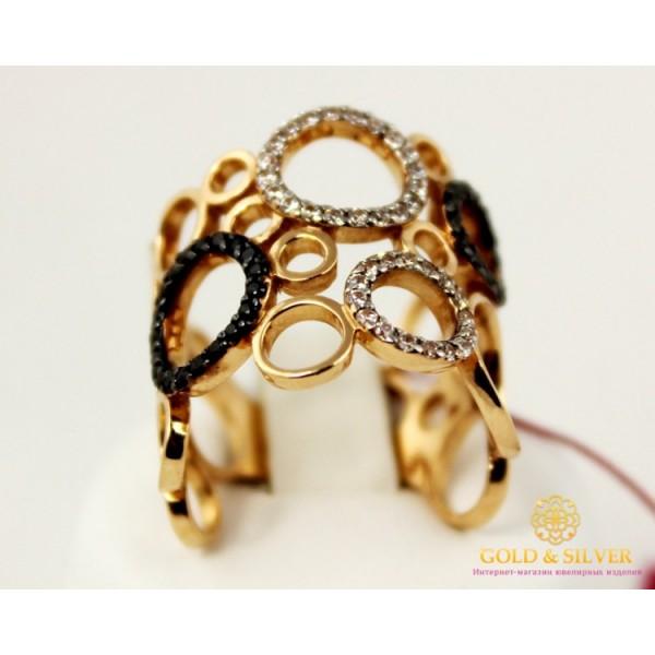 Золотое кольцо 585 проба. Женское Кольцо 7,5 грамма. 2474010 , Gold & Silver Gold & Silver, Украина
