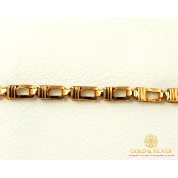 Золотой Браслет 585 проба. Браслет с красного золота. bc045 , Gold &amp Silver Gold & Silver, Украина