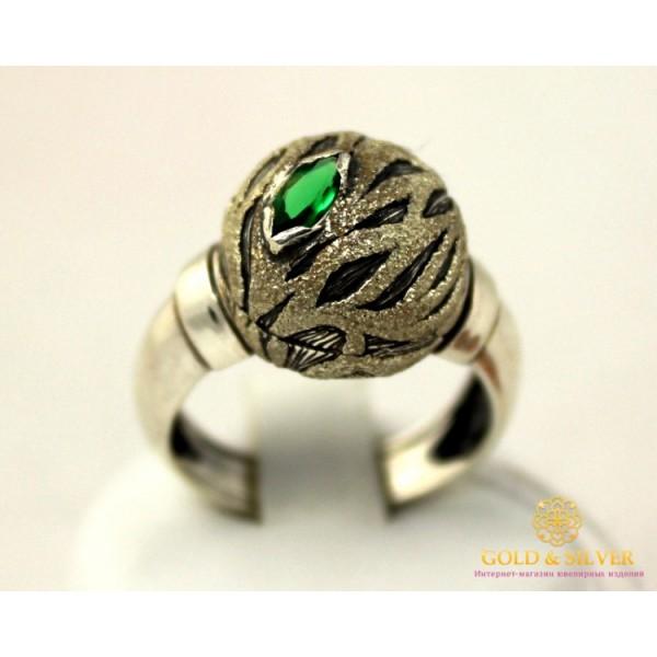 Серебряное кольцо 925 проба. Женское Кольцо Циклоп 1127 , Gold & Silver Gold & Silver, Украина