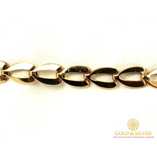 Золотой Браслет 585 проба. Браслет с красного золота. bc068 , Gold &amp Silver Gold & Silver, Украина