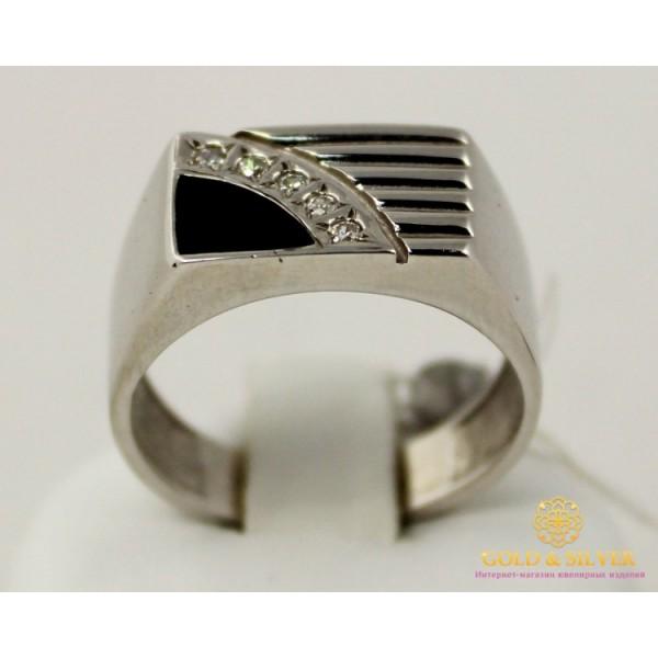 Серебряное кольцо 925 проба. Мужское Кольцо 1565e , Gold &amp Silver Gold & Silver, Украина