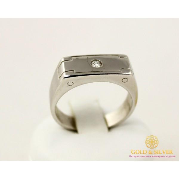 Серебряное кольцо 925 проба. Мужское Кольцо 4,79 грамма. 13349 , Gold & Silver Gold & Silver, Украина