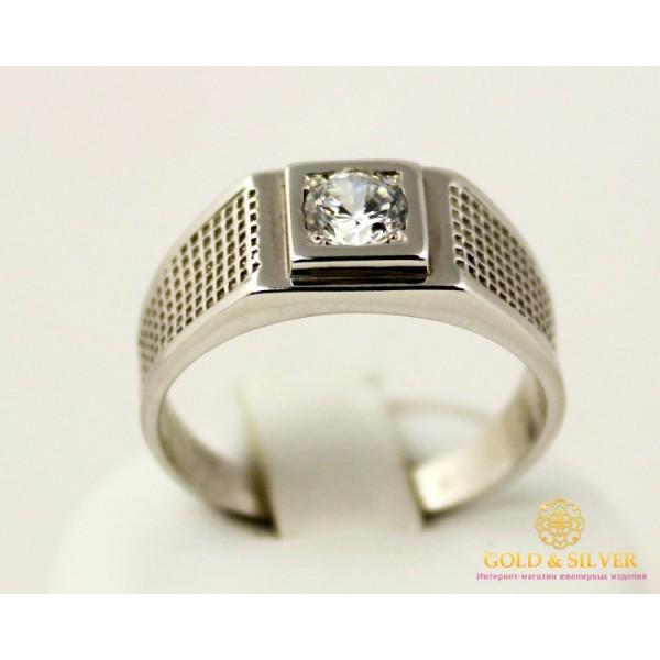 Серебряное кольцо 925 проба. Мужское Кольцо 139009p , Gold & Silver Gold & Silver, Украина
