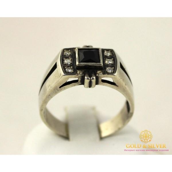 Серебряное кольцо 925 проба. Мужское Кольцо 1546 , Gold & Silver Gold & Silver, Украина