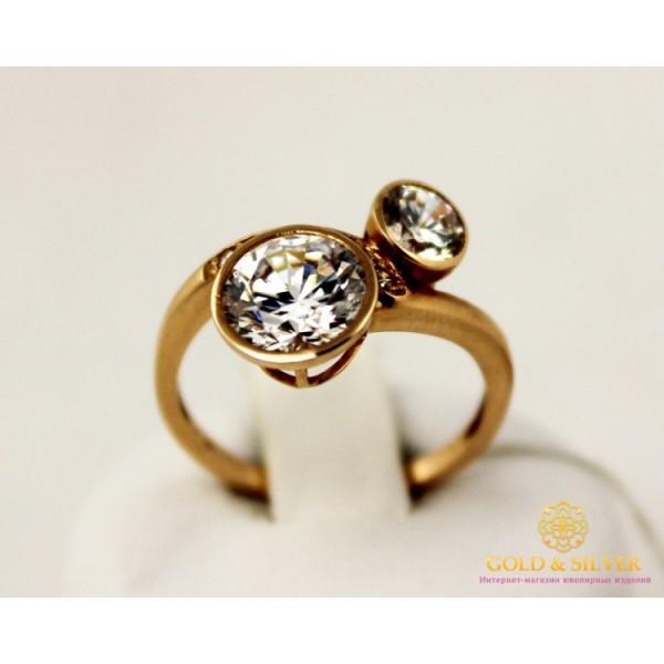 Золотое кольцо 585 проба. Женское Кольцо 3,3 грамма. 320556 , Gold &amp Silver Gold & Silver, Украина