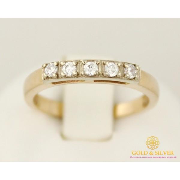 Золотое кольцо 585 проба. Обручальное кольцо с красного золота. 2,85 грамма. kv001i , Gold & Silver Gold & Silver, Украина