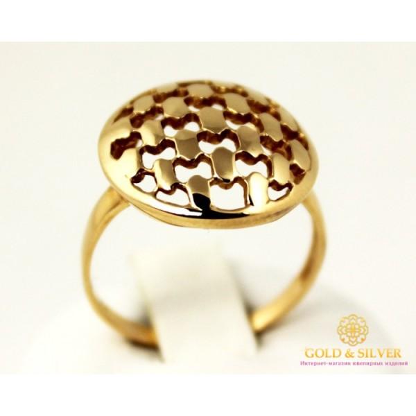 Золотое кольцо 585 проба. Женское Кольцо 3,61 грамм. Без вставок. kb002i , Gold &amp Silver Gold & Silver, Украина