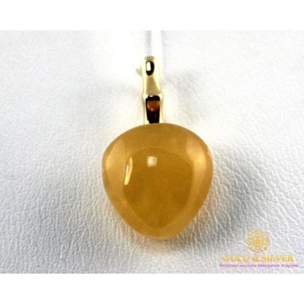 Серебряный Подвес Кальцит 536941 , Gold & Silver Gold & Silver, Украина