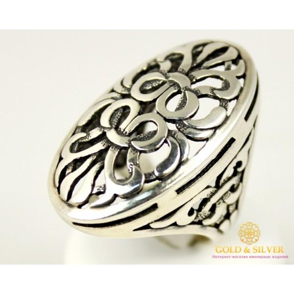 Серебряное кольцо 925 проба. Женское Кольцо Шахерезада без камней. 1239 , Gold & Silver Gold & Silver, Украина