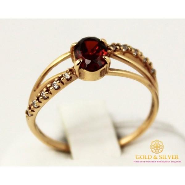 Золотое кольцо 585 проба. Женское Кольцо 11314 , Gold &amp Silver Gold & Silver, Украина