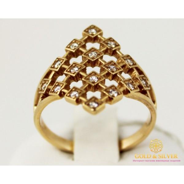 Золотое кольцо 585 проба. Женское Кольцо 3,98 грамма. kv178i , Gold &amp Silver Gold & Silver, Украина