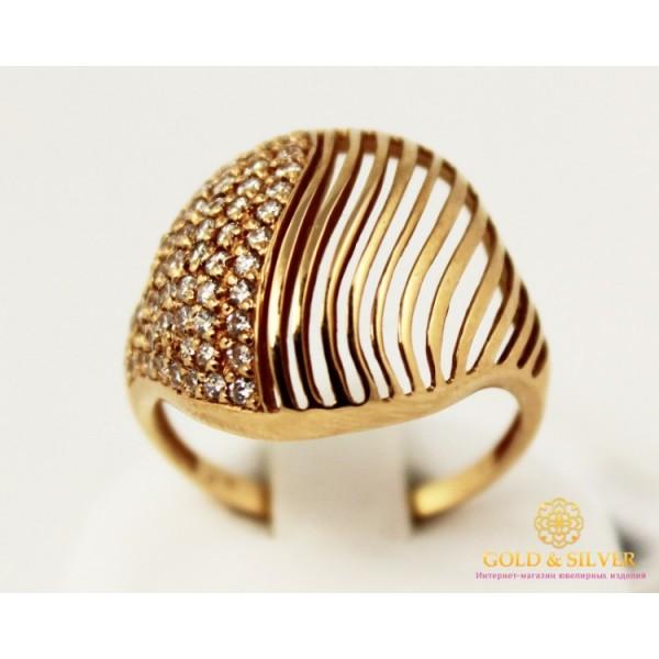 Золотое кольцо 585 проба.  Женское Кольцо 5,74 грамма. 320581 , Gold &amp Silver Gold & Silver, Украина
