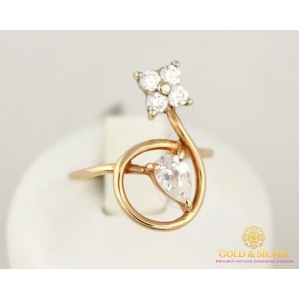 Золотое кольцо 585 проба. Женское Кольцо 1,81 грамм. 330430 , Gold & Silver Gold & Silver, Украина